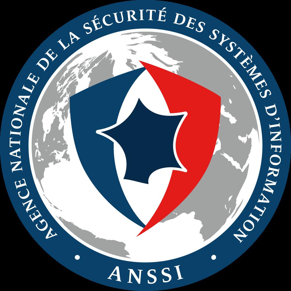 Logo : Agence nationale de la sécurité des systèmes d'information (ANSSI)