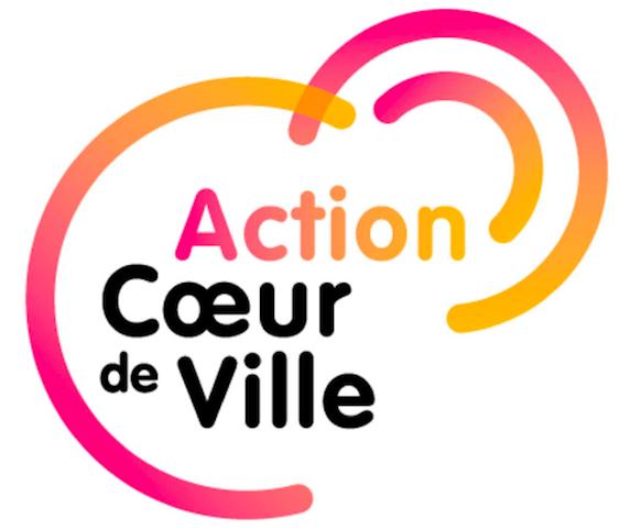 Logo : Les aides mobilisables dans le cadre du programme national Action cœur de ville