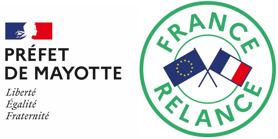 Logo : France Relance pour Mayotte