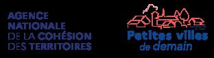 Logo : Aides PVD  | Les aides mobilisables dans le cadre du programme Petites villes de demain