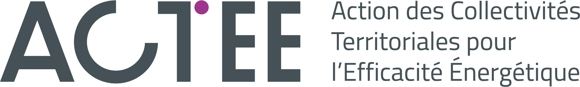 ACTEE - Action des Collectivités Territoriales pour l'Efficacité Energétique